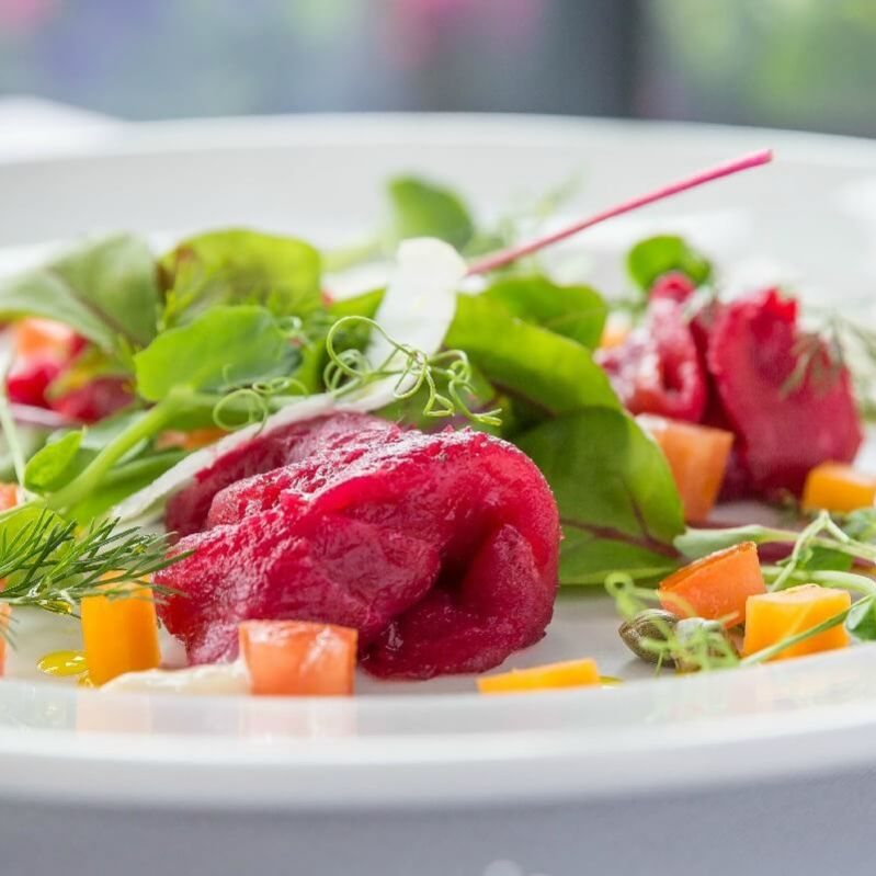 Dining -Beetroot Salmon-4